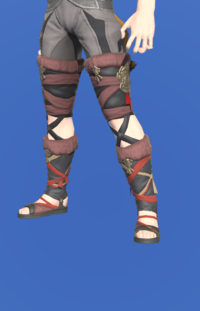 Model-Ala Mhigan Sandals of Scouting-Male-Miqote.png