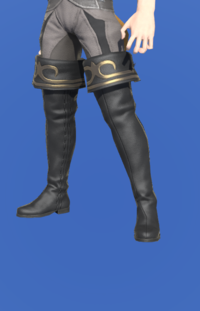 Model-Gyuki Leather Highboots of Striking-Male-Miqote.png