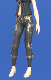 Model-Replica High Allagan Trousers of Maiming-Female-AuRa.png