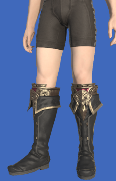 Model-Midan Boots of Aiming-Male-Hyur.png