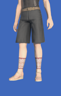 Model-Whisperfine Woolen Shorts-Male-Hyur.png