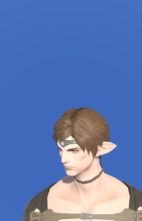 Model-Aetherial Brass Circlet (Danburite)-Male-Elezen.png
