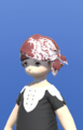 Model-Arachne Bandana of Striking-Male-Lalafell.png