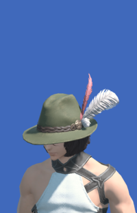 Model-Bergsteiger's Hat-Male-Miqote.png