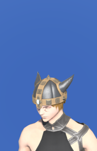Model-Aetherial Boarskin Pot Helm-Male-Miqote.png