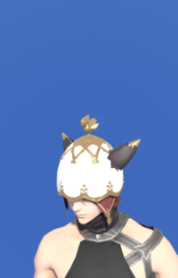Model-Chocobo Egg Cap-Male-Miqote.png