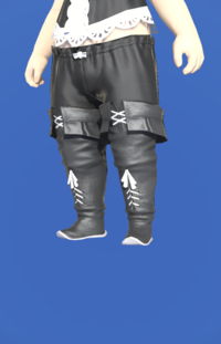 Model-Direwolf Thighboots of Healing-Female-Lalafell.png