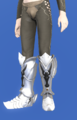 Model-The Feet of the Silver Wolf-Male-Elezen.png