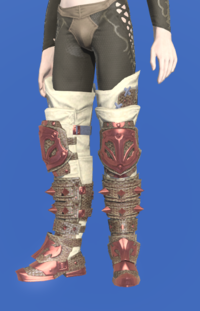 Model-Noble's Leg Guards-Male-Elezen.png
