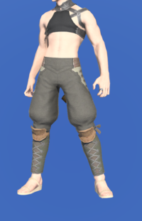 Model-Flame Sergeant's Sarouel-Male-Miqote.png