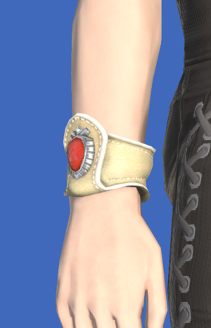 Model-Hard Leather Wristbands of Gathering.png