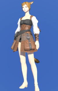 Model-Ramie Doublet of Crafting-Female-Miqote.png