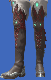 Model-Slothskin Boots of Healing-Female-Viera.png
