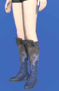 Model-Emerald Carbuncle Boots-Female-Hyur.png
