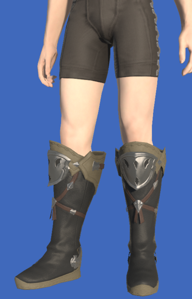 Model-Gazelleskin Boots of Aiming-Male-Hyur.png