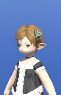Model-Green Lily of the Valley Corsage-Female-Lalafell.png