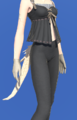 Model-Hempen Dress Gloves-Female-AuRa.png