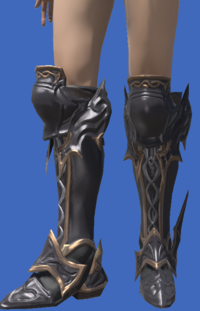 Model-Demon Greaves of Maiming-Female-Viera.png