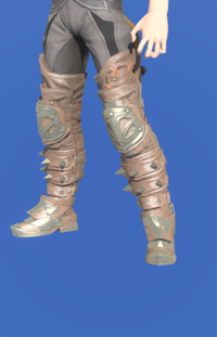 Model-Goatskin Leg Guards-Male-Miqote.png