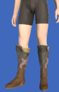 Model-Topaz Carbuncle Boots-Male-Hyur.png