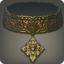 Gold Lone Wolf Choker Icon.png