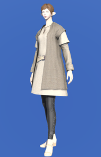 Model-Amateur's Kurta-Female-Elezen.png