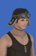 Model-Replica Sky Pirate's Cap of Casting-Male-Hyur.png