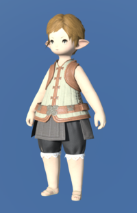 Model-Velveteen Doublet Vest of Crafting-Female-Lalafell.png
