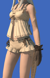 Model-Valentione Forget-me-not Ribboned Gloves-Female-AuRa.png