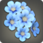Blue Cherry Blossom Corsage Icon.png