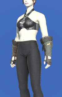 Model-Ala Mhigan Fingerless Gloves of Aiming-Female-Roe.png