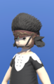 Model-Ala Mhigan Ushanka of Scouting-Male-Lalafell.png