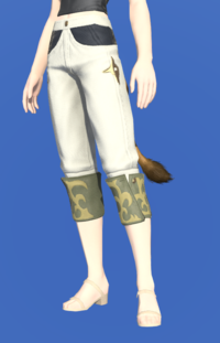 Model-Bloodhempen Trousers of Gathering-Female-Miqote.png