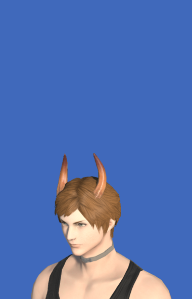 Model-Catoblepas Horns-Male-Hyur.png