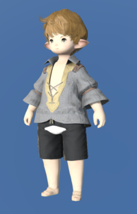 Model-Flame Private's Shirt-Male-Lalafell.png