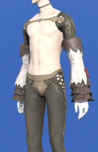 Model-True Linen Gloves of Healing-Male-Elezen.png