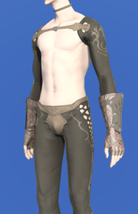 Model-Aetherial Fingerless Peisteskin Gloves-Male-Elezen.png