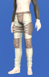 Model-Padded Velveteen Trousers-Male-Elezen.png