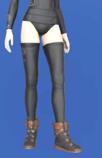 Model-Dhalmelskin Shoes-Female-Elezen.png