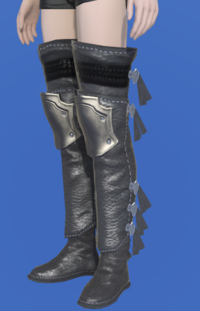 Model-Flame Sergeant's Jackboots-Female-Hyur.png