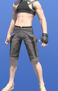Model-Lucian Prince's Fingerless Glove-Male-Miqote.png