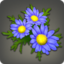 Blue Daisy Corsage Icon.png