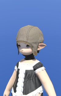 Model-Dated Hempen Coif (Brown)-Female-Lalafell.png