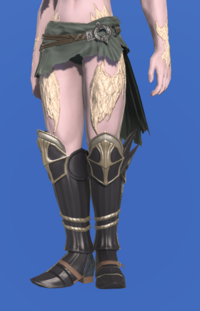 Model-Doman Steel Greaves of Fending-Male-AuRa.png