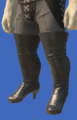 Model-No.2 Type B Boots-Male-Roe.png