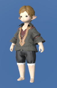 Model-Flame Sergeant's Shirt-Female-Lalafell.png
