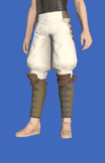 Model-Woolen Sarouel of Gathering-Male-Hyur.png