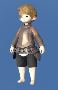 Model-Flame Private's Cuirass-Male-Lalafell.png