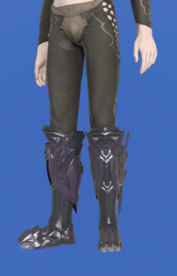 Model-Sabatons of the Behemoth Queen-Male-Elezen.png