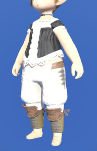 Model-Woolen Sarouel of Gathering-Female-Lalafell.png